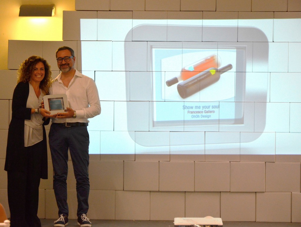 One More Pack 2015 - premiazione OHOHdesign